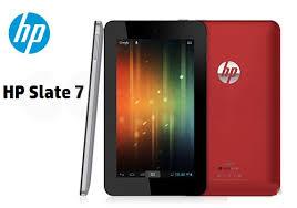 HP выпустила своей первый планшет Slate 7 под управлением 4.1 Jelly Bean стоимостью всего 169 долларов